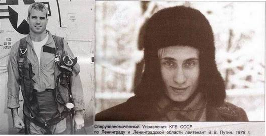 МакКейн и Путин