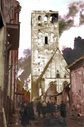 Бомбардировка Таллинна